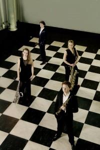 Berlage Saxophone Quartet Foto 2017 Sarah Wijzenbeek